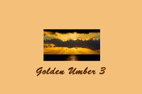 Dawn Rays - Golden Umber Colour Scheme